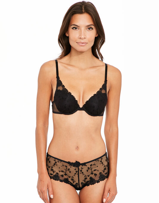Passionata by Chantelle White Nights Push Up Bra