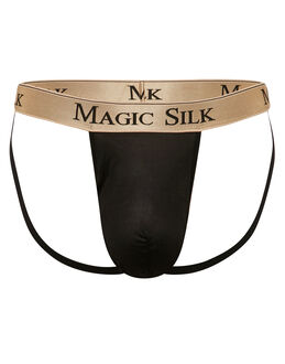 Magic Silk Silk Knit Jock Strap