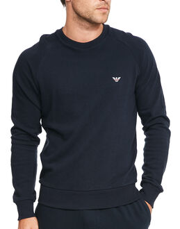 Emporio Armani French Terry Sweater
