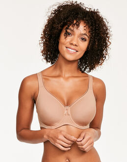 Pour Moi? Imogen Rose Soft Moulded Cotton UW Bra