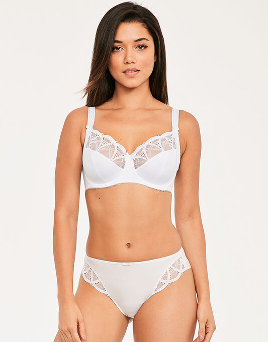 Alex Underwired Bra With Side Support