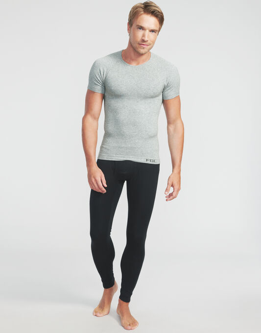 Modal Sculpting Short Sleeve Thermal