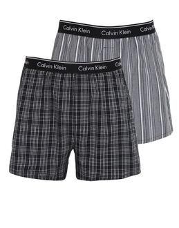Calvin Klein Wovens 2 Pack Boxer
