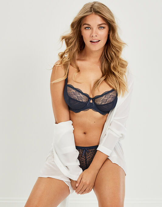 Freya Fancies Underwire Plunge Bra