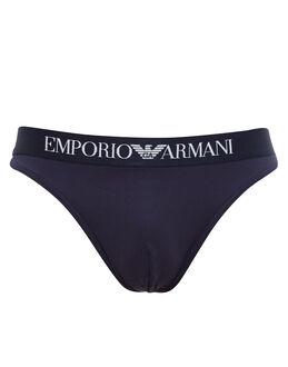 Emporio Armani Microfibre Thong