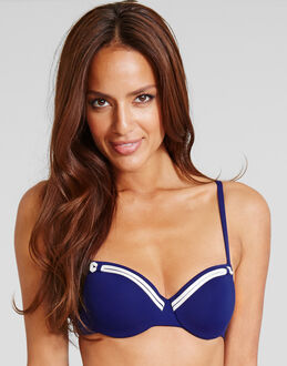 Chantelle Tanganica Underwired Memory Foam Bikini Top