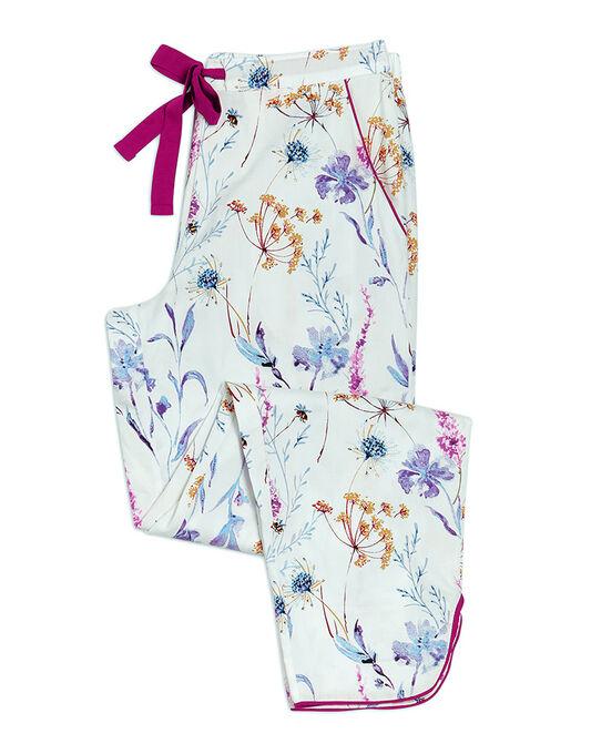 Cyberjammies Florence Floral Print Pant