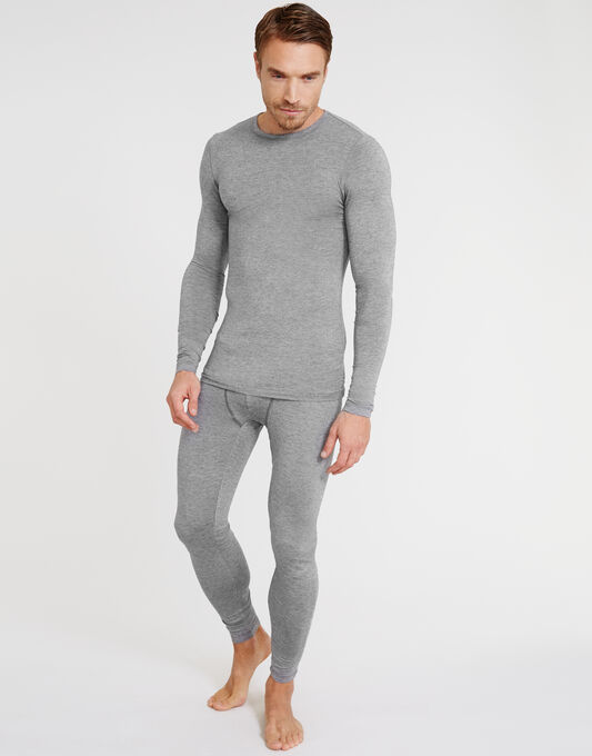 Luxury Modal Wool Blend Thermal Long John