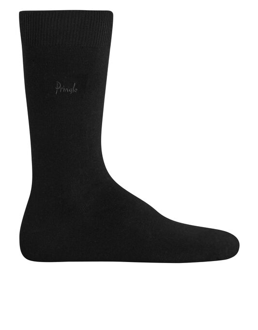 Pringle Endrick 3 Pack Plain Socks