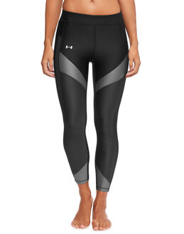 Under Armour Armour Heatgear Colour Blocked Ankle Crop
