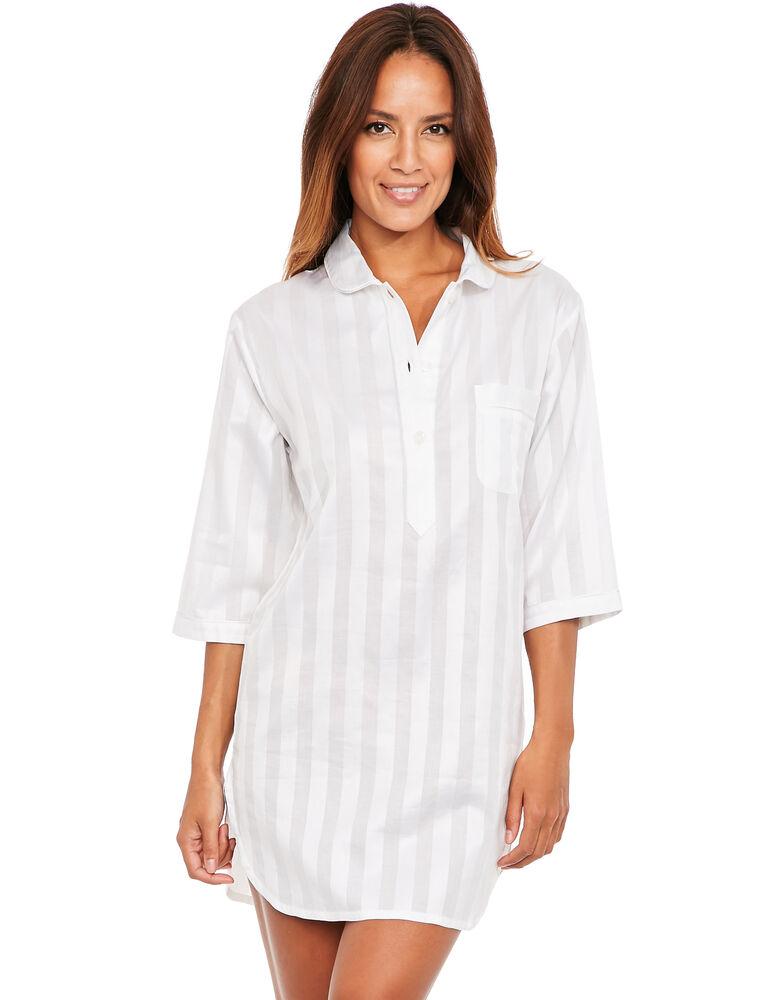 Cotton Nightwear nightshirt | Bodas