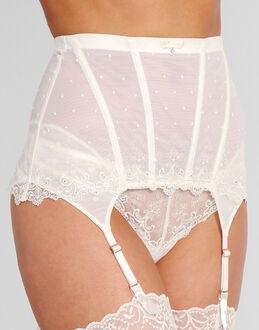 Gossard Femme Fatale Deep Suspender