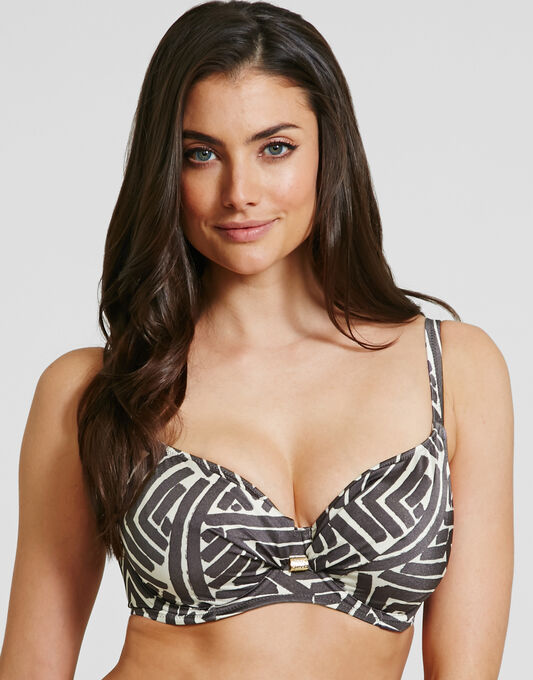 Fantasie San Marino Underwired Full Cup Bikini Top