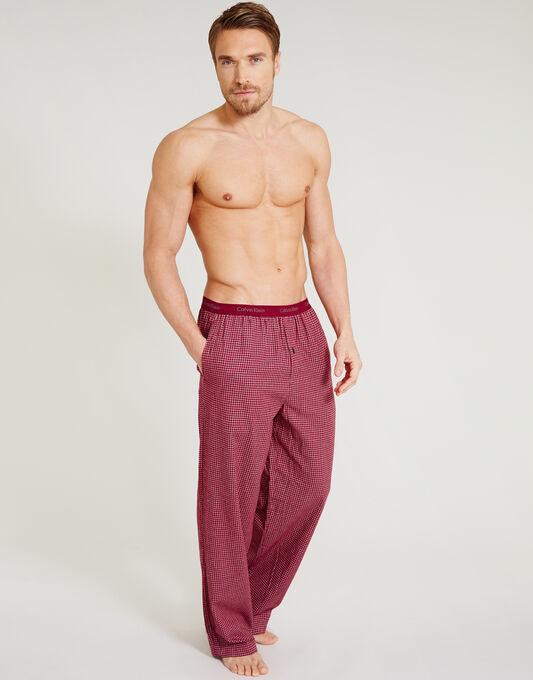 Calvin Klein Flannel PJ Pant