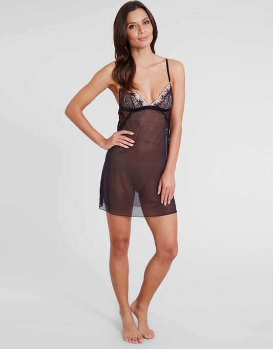 Double Play Chemise