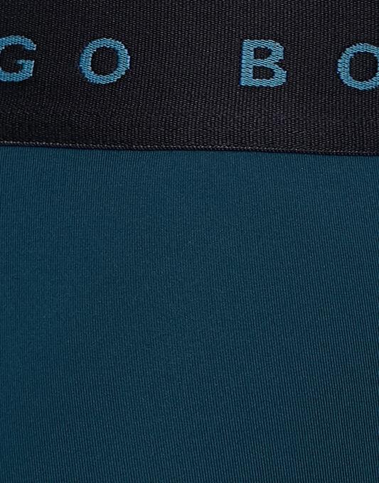 BOSS Black Brushed Microfibre Trunk