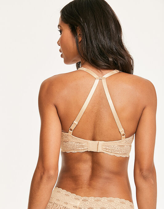 Wacoal Halo Lace Soft Cup Bra