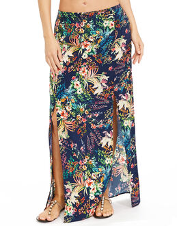 Freya Swim Club Tropicana Maxi Skirt