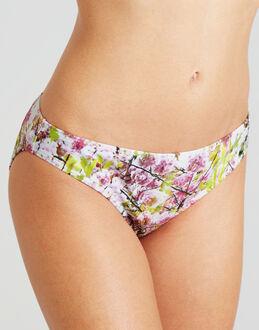 Ted Baker Window Blossom Aysemmtric Wakah Bikini Pant