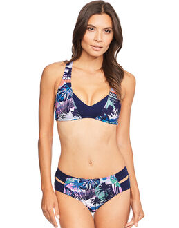 figleaves Island Dream Cross Back Bikini Top
