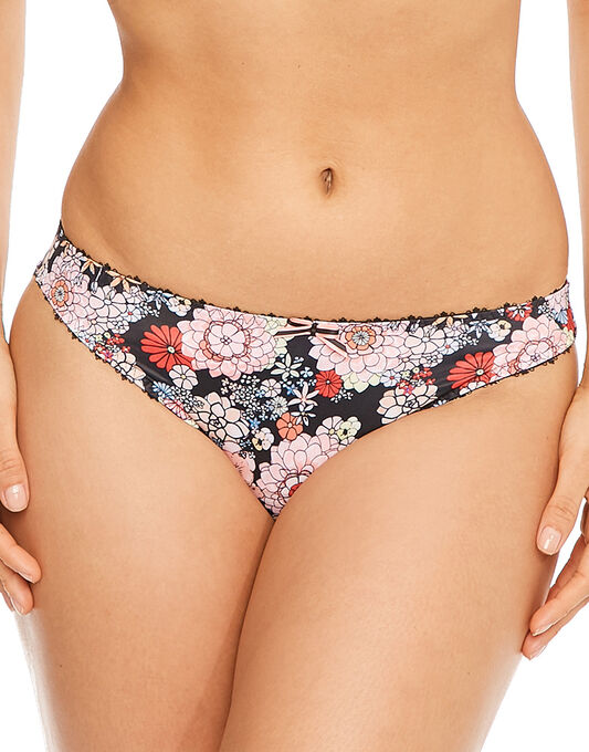Freya Retro Bloom Brief