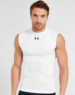 Under Armour Heat Gear Compression Sleeveless T-Shirt