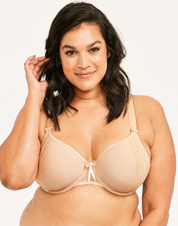 Elomi Amelia Underwired Bandless Spacer Moulded Bra