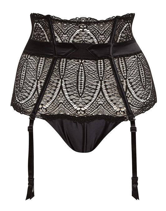 Calvin Klein CK Black Audacious High Waist Thong