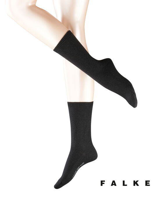Cosy Wool Cashmere Blend Ankle Sock
