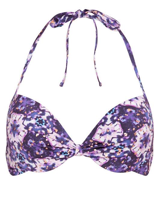 figleaves Aura Underwired Boosting A-D Halter Bikini Top