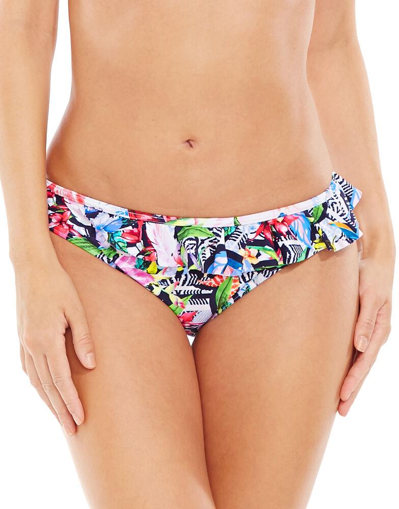 Luau Frill Bikini Brief