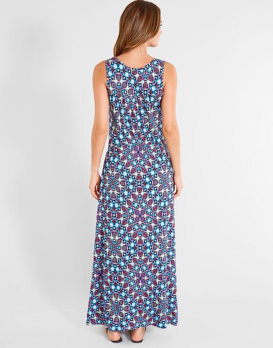 figleaves Tiki Beach Jersey Maxi Dress