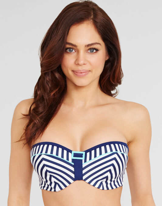 Cleo by Panache Lucille Underwired Padded Bandeau
