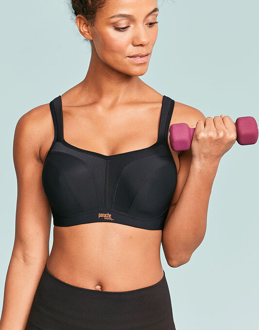 Sports Moulded Bra