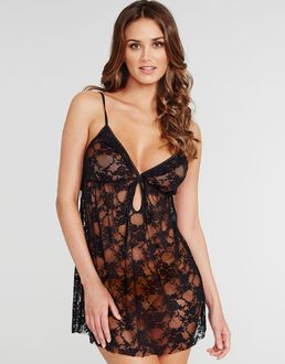 figleaves Desire D-G Lace Chemise