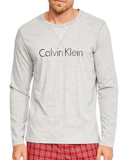 Calvin Klein Comfort Cotton Crew Neck Top