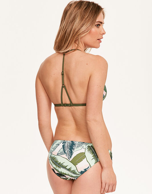 Seafolly Palm Beach Tank Bikini Top