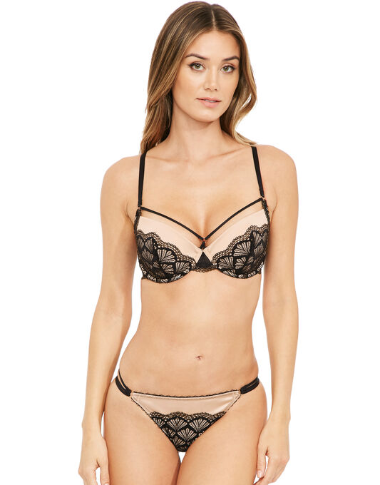 figleaves Decadence A-GG Plunge Bra