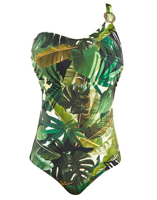 Fantasie Kuranda Underwired Asymmetric Swimsuit