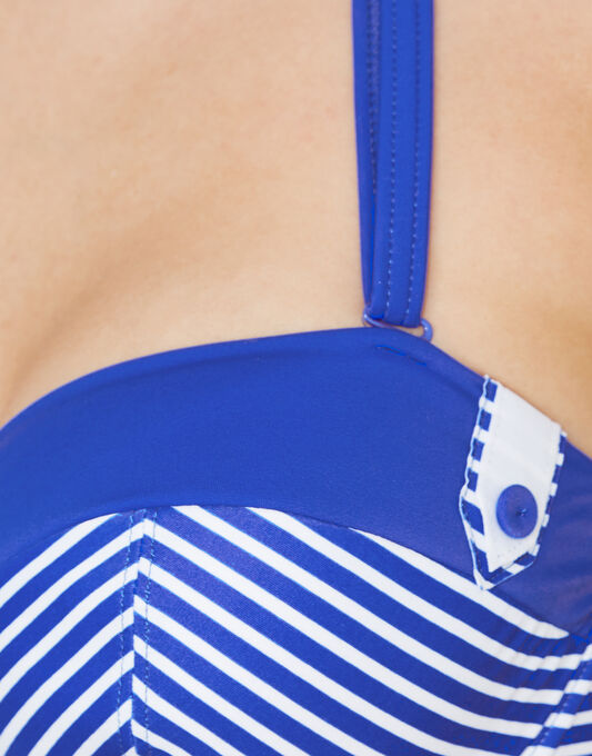 Tootsie Underwired Bandeau Bikini Top