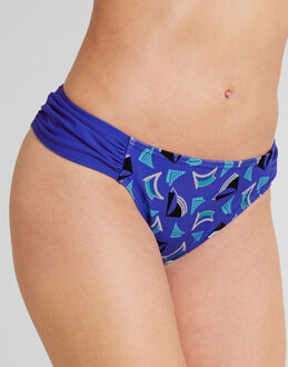 figleaves Casablanca Ruched Side Bikini Brief