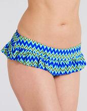Shockwave Skirted Bikini Brief