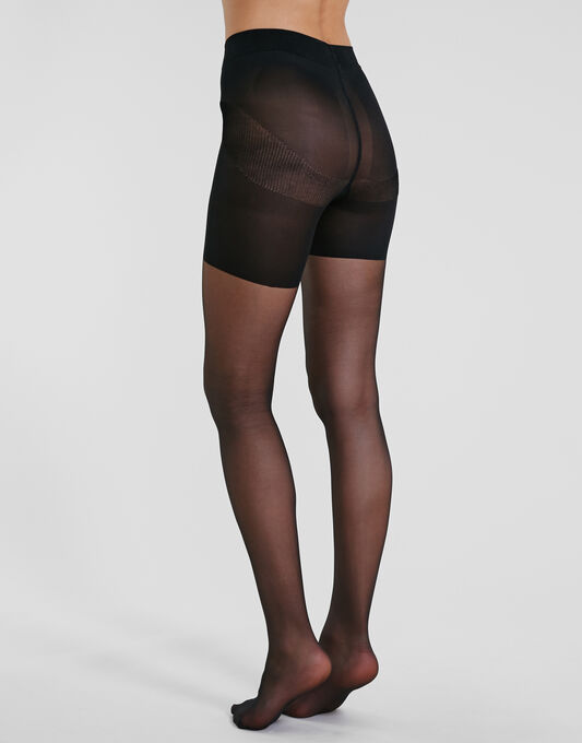 15 Denier Killer Figure Sheer Control Tights