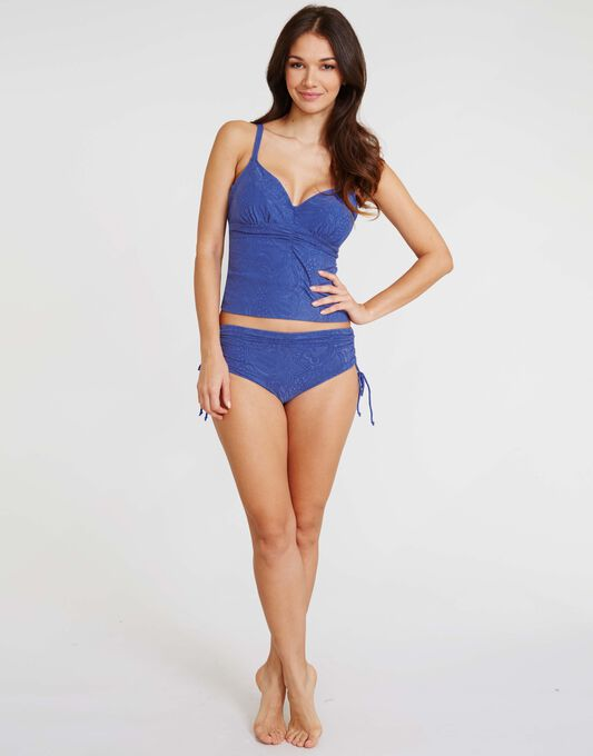 Fantasie Lombok Underwired Plunge Tankini Top
