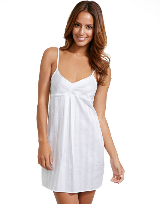 Cotton Nightwear short chemise
