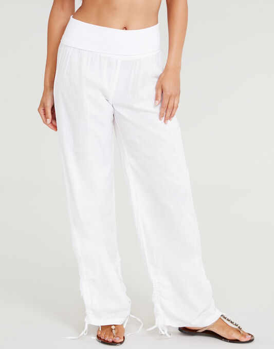 St Maxime Cotton Beach Pant