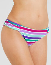Berry Mojito Ruched Side Brief