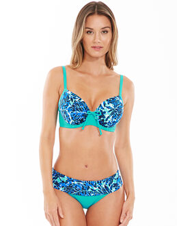 figleaves Tahiti Underwired Plunge Bikini Top