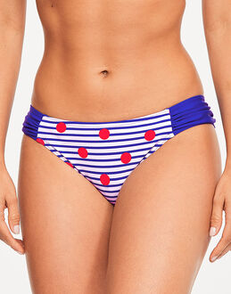 figleaves Tailor Ruched Brief
