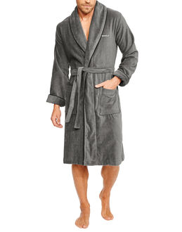 Gant Premium Velour Robe